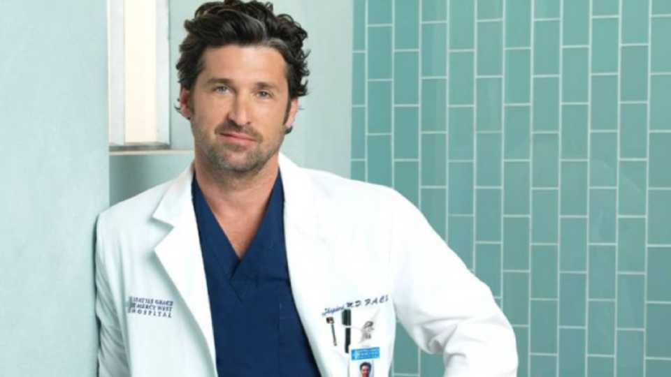 Patrick Dempsey slams rumours he was fired from Grey\'s Anatomy due ...