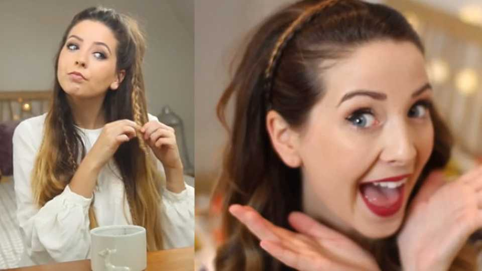 You Sensation Zoella 24 Has Won Millions Of Fans With Her Simple And Easy To Follow