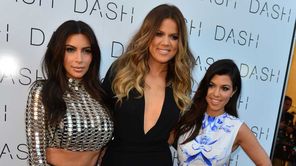 The Kardashians release cute family Christmas card for 2015 | Closer