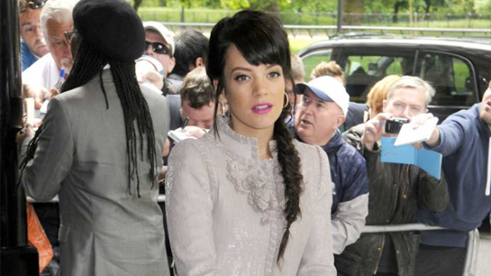 """Lily Allen on her career: """"I'm scared people will call me a failure"""""""