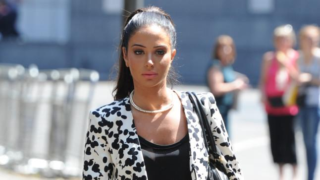 Magnificent Tulisa contostavlos fakes that would