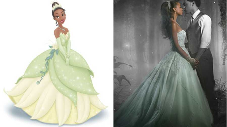 Have You Seen These Beautiful Disney Princess Wedding Dresses Yet