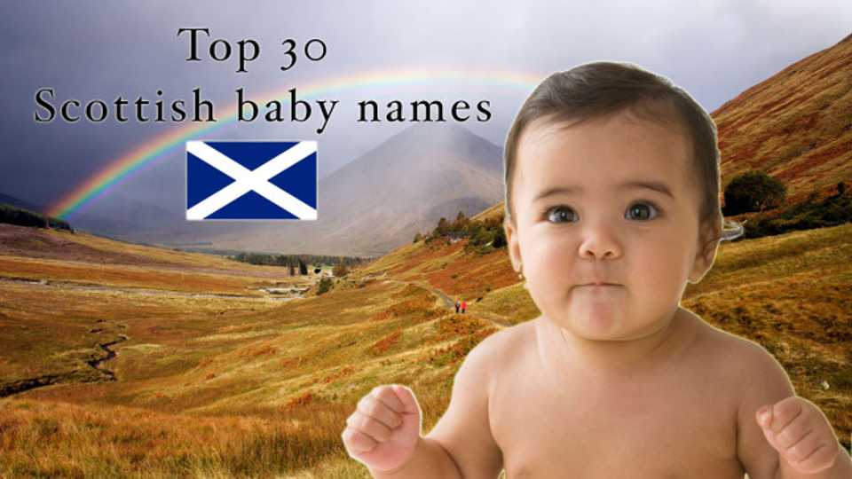 Baby Names 30 Scottish And Their Meanings