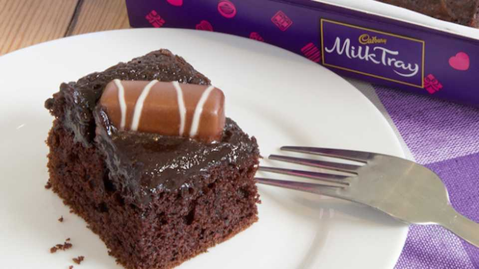 Milk Chocolate Cake Recipes Uk: Learn How To Make This INCREDIBLE Cadbury's Milk Tray