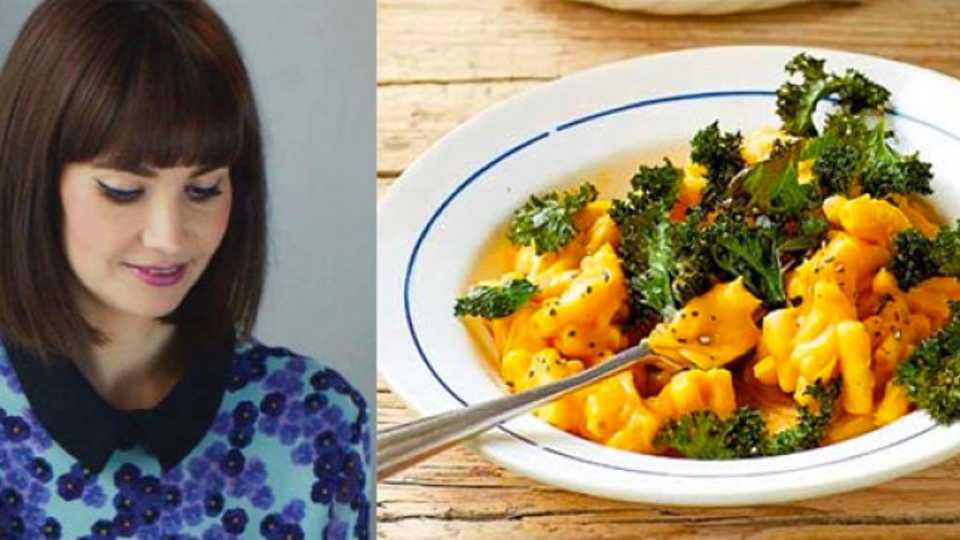 Vegan cook Aine Carlin on how to reduce meat and dairy from your diet