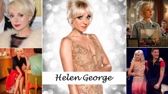 Strictly S Helen George Everything You Need To Know Closer