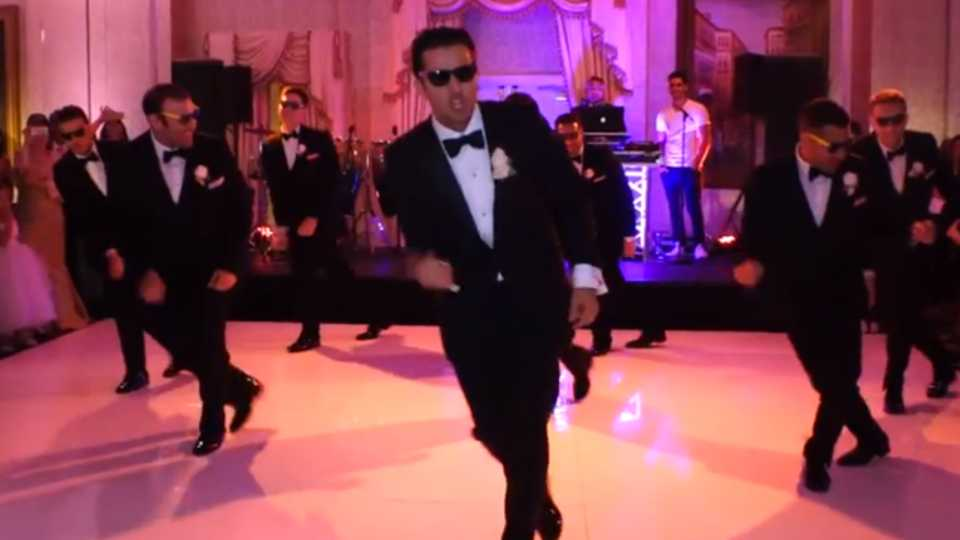 WATCH The 10 Best Viral Wedding Dance Videos Of All Time