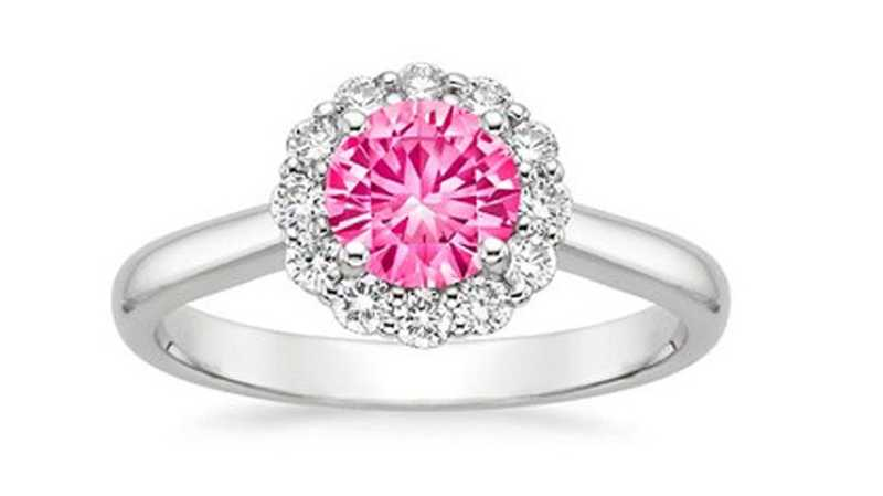 18 unique engagement rings for people who don t want a