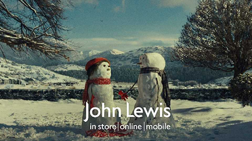 OH NO! John Lewis have just accidentally revealed the star of their ...