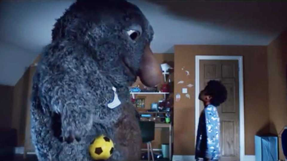 yes the 2017 john lewis advert is here and it 39 s a corker. Black Bedroom Furniture Sets. Home Design Ideas