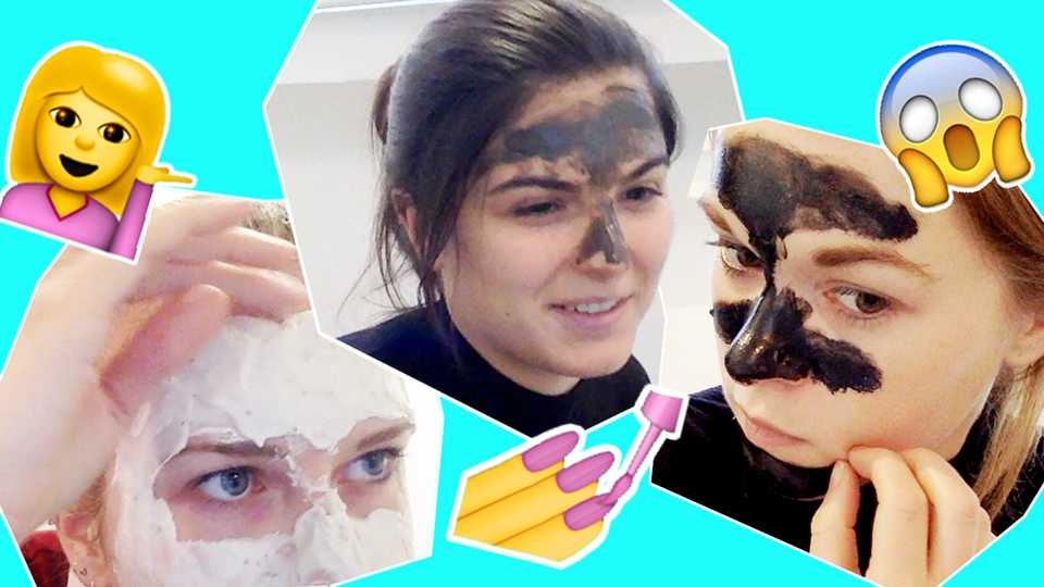 Beauty trends on trial peel off face masks closer solutioingenieria Images