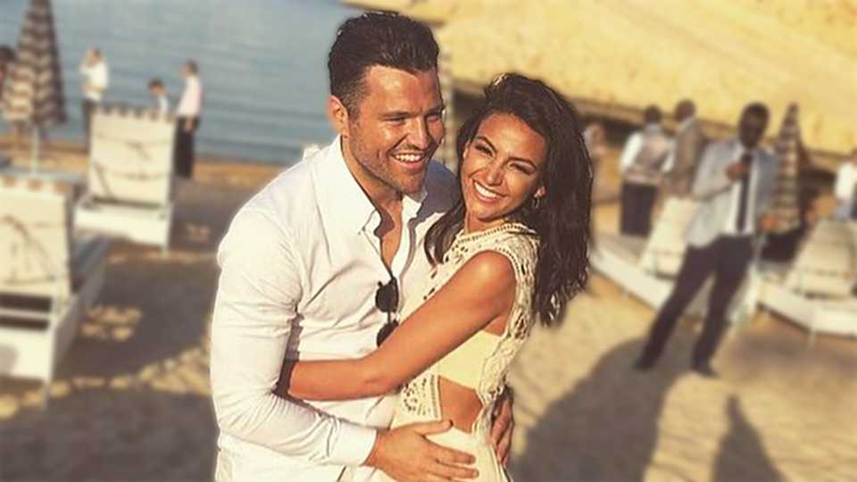 Michelle Keegan: 'A baby will bring me and Mark closer ...