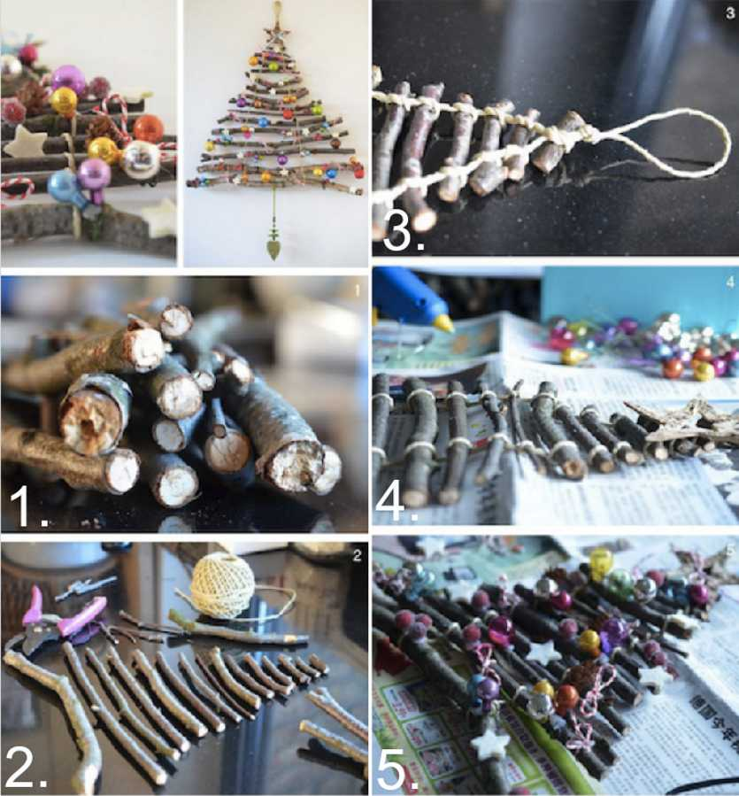 christmas diy cracking christmas decorations you can make yourself