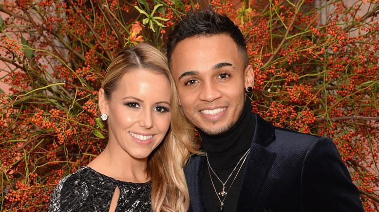 Aston merrygold dating stacey solomon