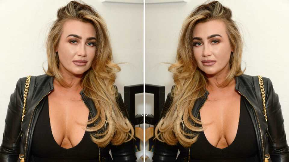 Fans Concerned For Lauren Goodger As She Reveals Extreme Weight Loss