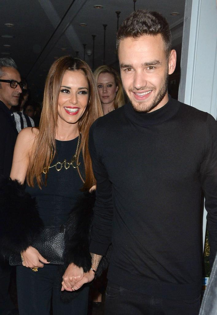 Cheryl cole dated