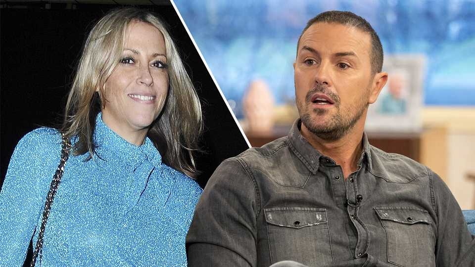 Paddy Mcguinness Adds Fuel To The Nicole Appleton Fire