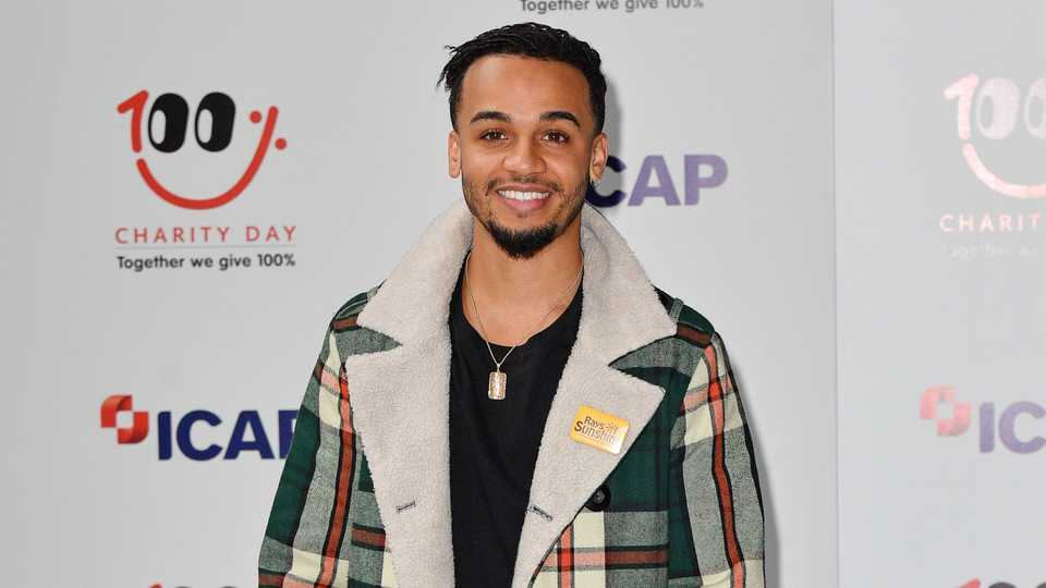 Aston Merrygold shares ADORABLE picture of baby son Grayson Jax | Closer