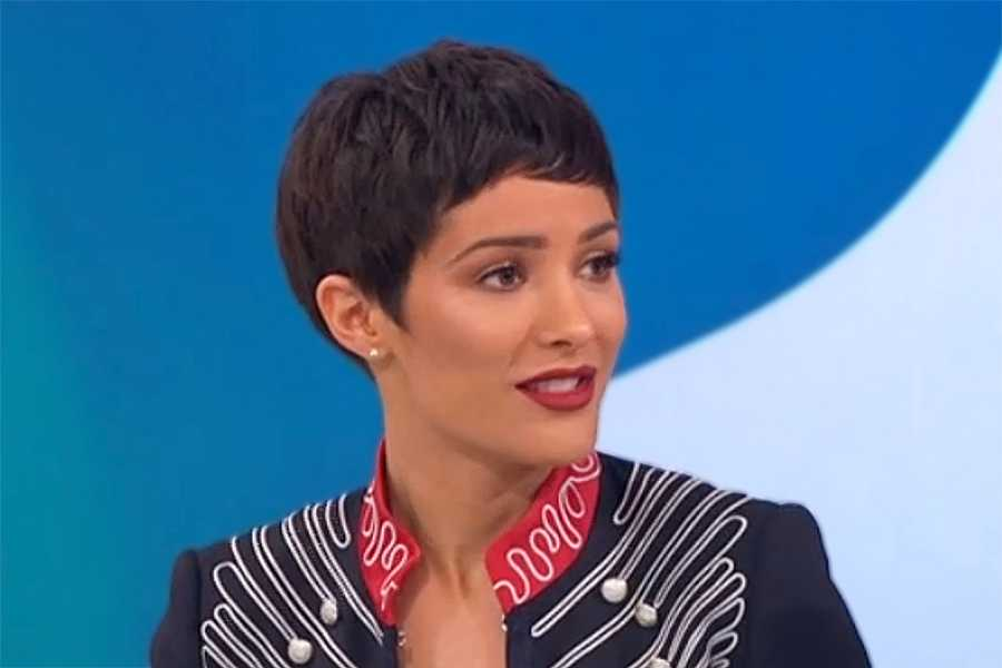 The Hair Evolution Of Frankie Bridge Closer