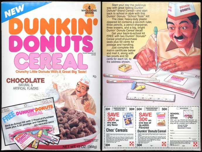 17 Discontinued Cereals We Want To Bring Back From The