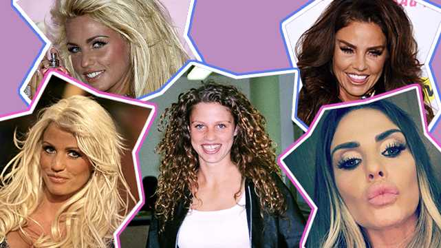 Katie Prices Plastic Surgery Timeline From Her First Boob Job To Her Latest Facelift Closer