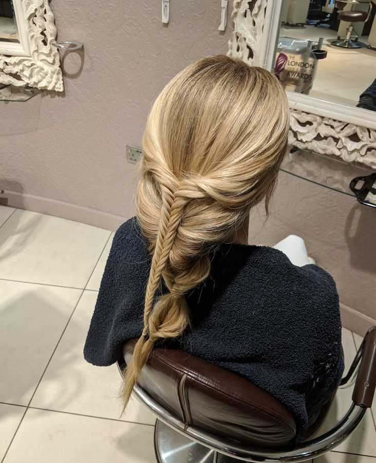 Wedding Guest Hair A Step By Step Guide To The Ultimate Braid Closer