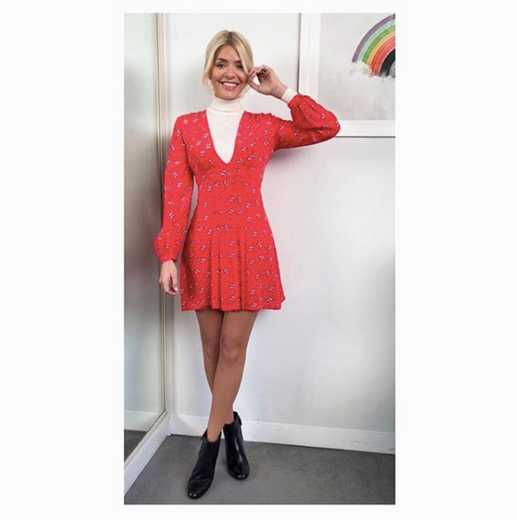 Holly Willoughby S Clothes From I M A Celebrity And Where
