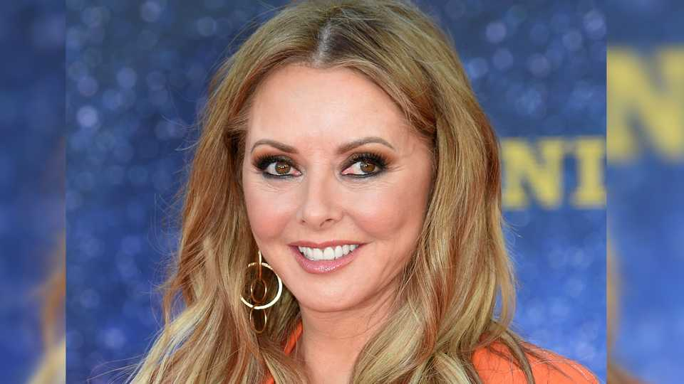 Carol Vorderman reveals she's dating multiple men: 'I'm not looking for a keeper'