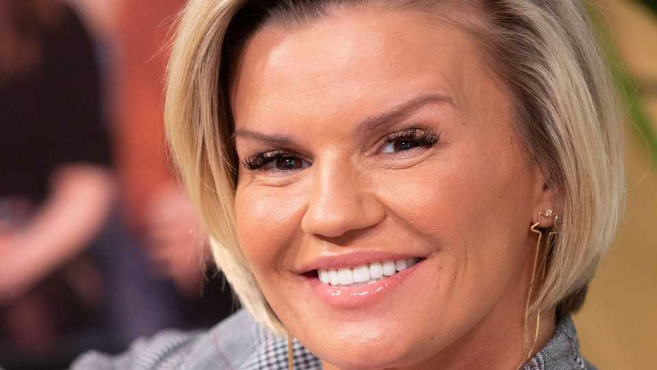 Kerry Katona's shares BUM LIFT before and after photos with fans