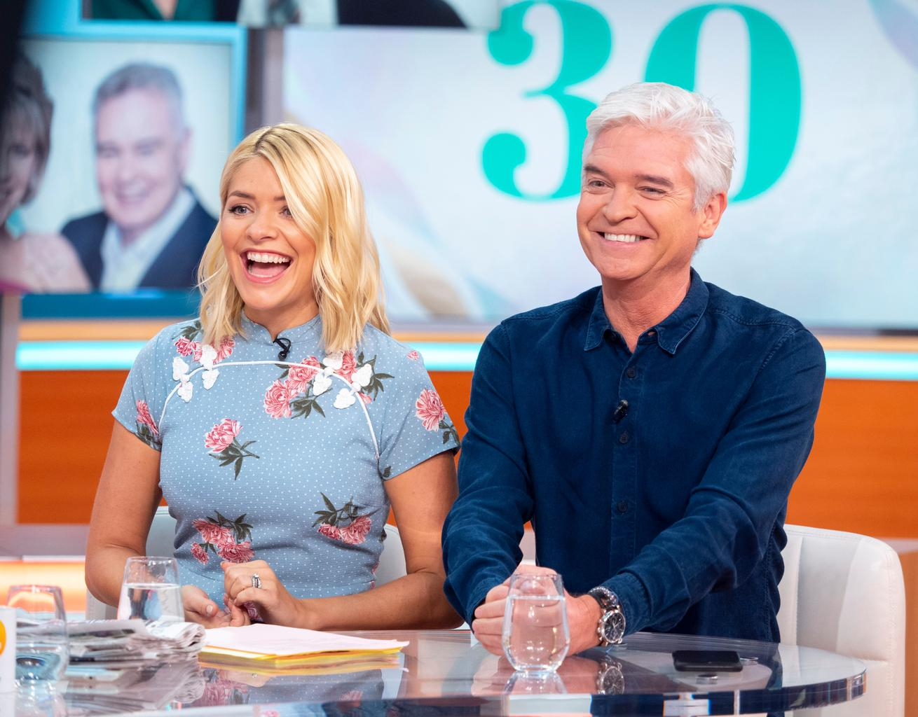 Holly And Phillip Confirmed As Hosts Of Dancing On Ice Revival
