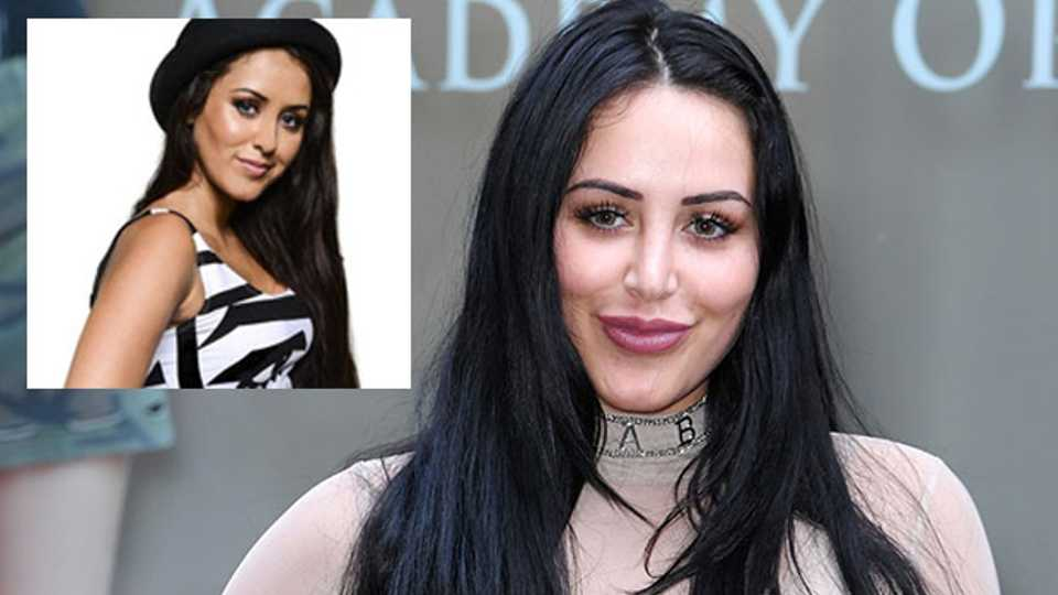Marnie Simpson: 'I've ruined my looks'