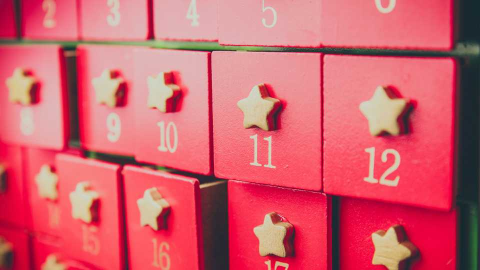 The BEST Advent Calendars For Christmas 2018 Closer