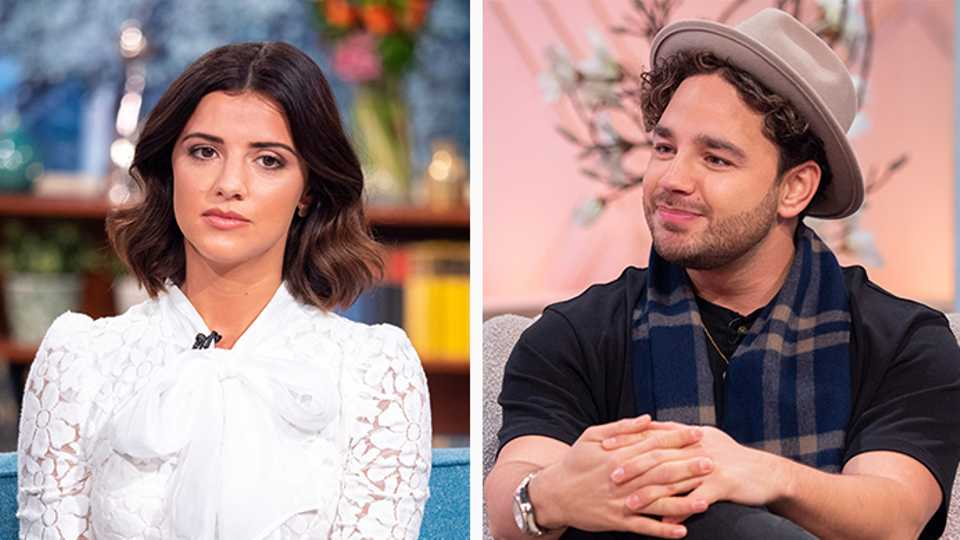Lucy Mecklenburgh snubbed by boyfriend Ryan's brother Adam Thomas