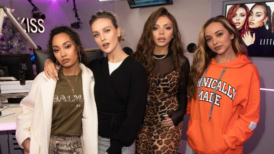 Piers Morgan brands Little Mix 'foul-mouthed, talentless, clothes-allergic little dimwits' 😱