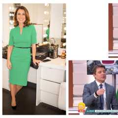 52d4ffe66a Susanna Reid s outfits from Good Morning Britain - and where to buy it  cheaper