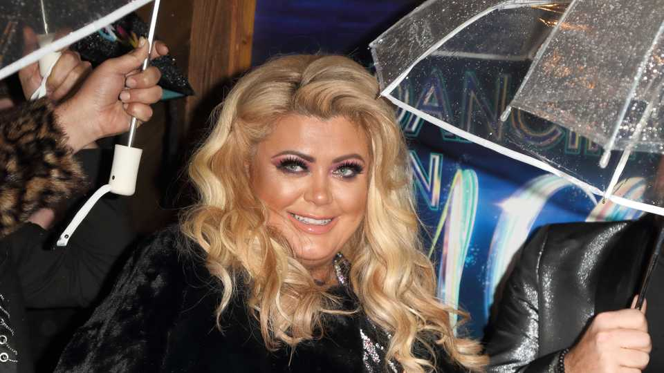 Gemma Collins branded 'lazy' by Dancing on Ice judge