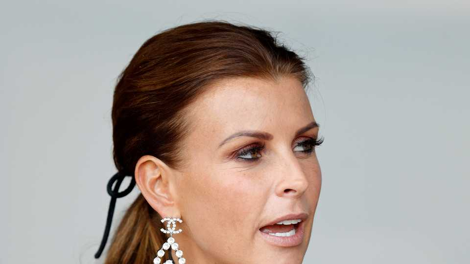 Coleen Rooney 'orders husband Wayne to rehab for second time'