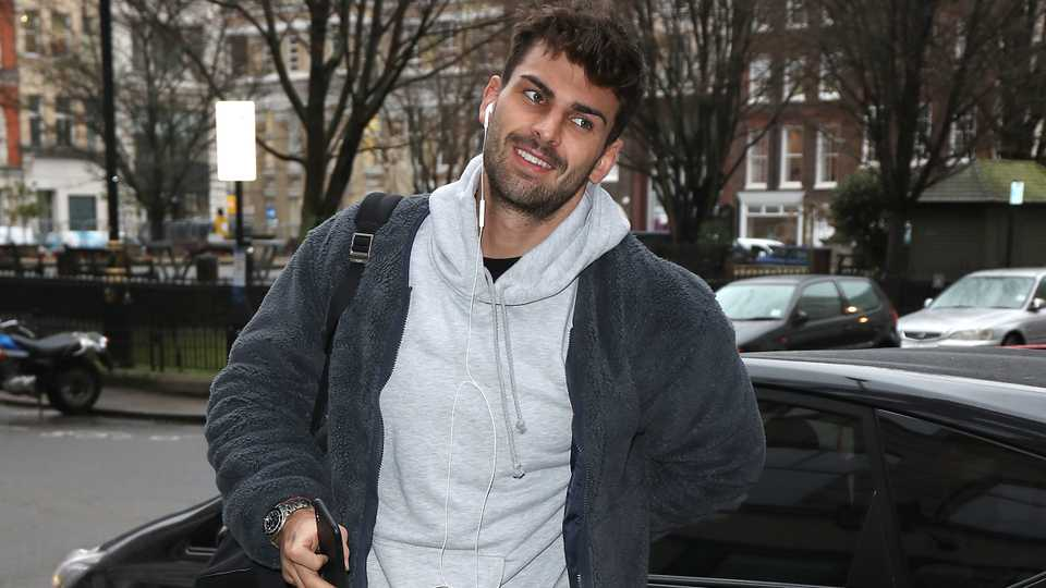 Love Island's Adam Collard 'partied in hotel room with TWO women before dumping Zara McDermott by text'