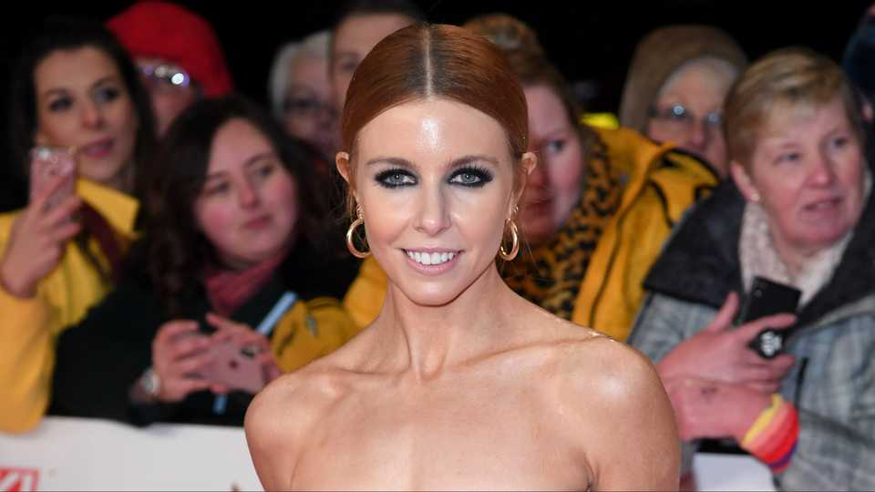 Stacey Dooley opens up about intimate details of her relationship following reports it's under strain