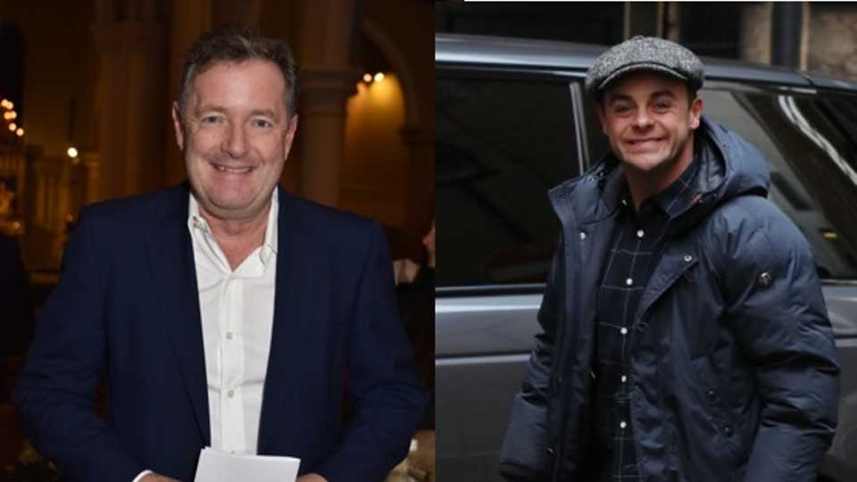 Ant McPartlin SLAMS Piers Morgan for 'belittling' his addiction recovery