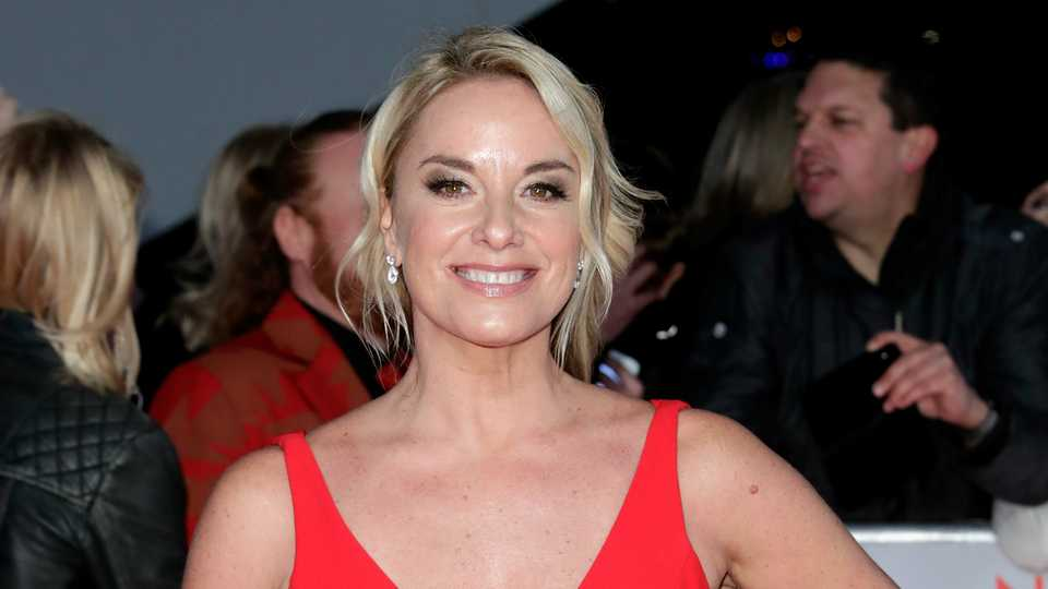 EastEnders' Tamzin Outhwaite REFUSED entry to India for yoga holiday