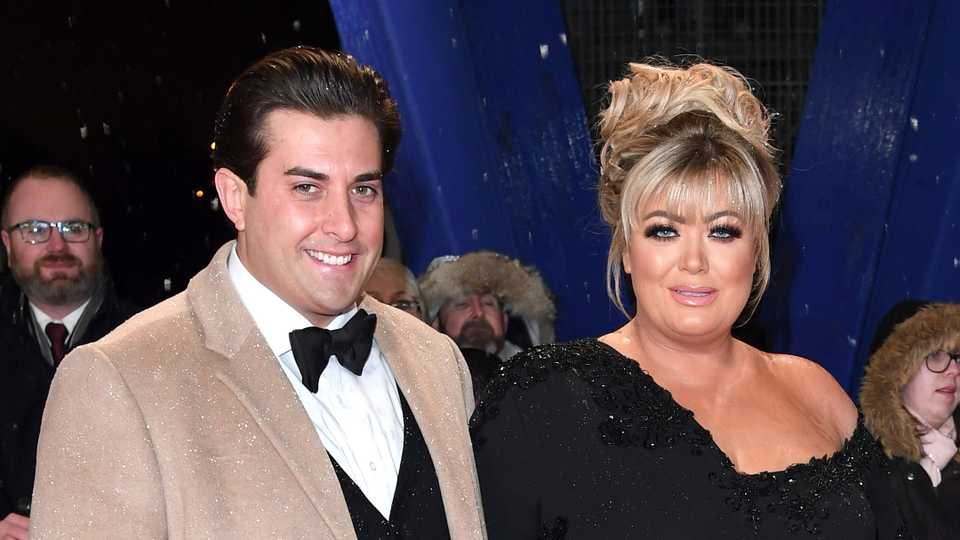Gemma Collins' fears over James Argent's cheating
