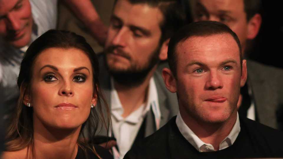 Betrayed and torn: Coleen Rooney's terror over a future without Wayne