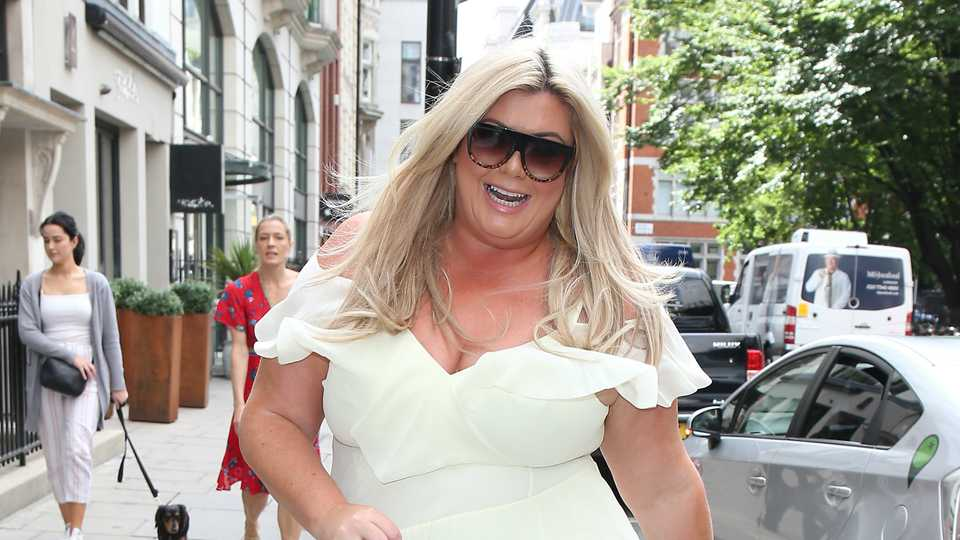 Check out inside Gemma Collins' glamorous Essex home
