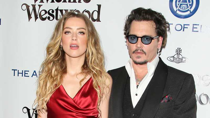 Johnny Depp launches new war on Amber Heard