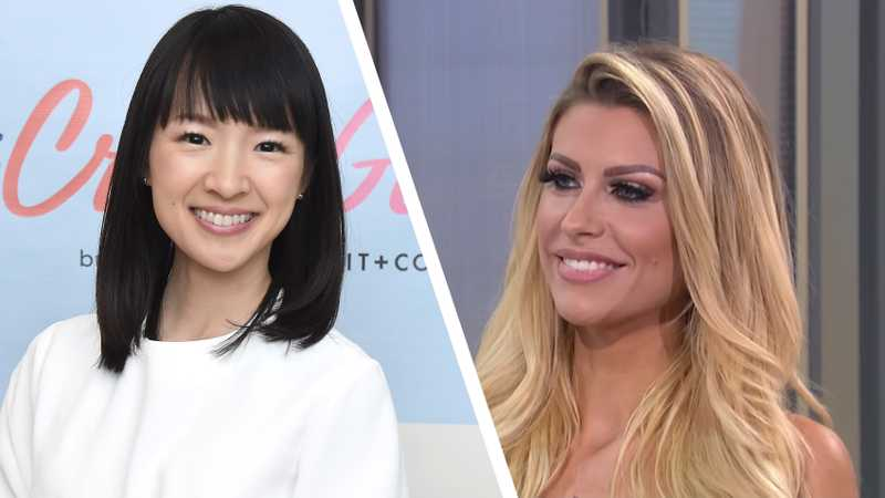 Spring cleaning tips from Mrs Hinch and Marie Kondo