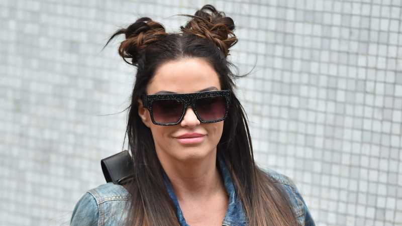 Katie Price's twin bombshell: 'Two babies will be a dream come true!'