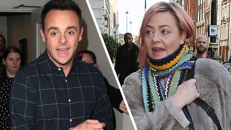 Lisa Armstrong 'dreading' Ant McPartlin's engagement news