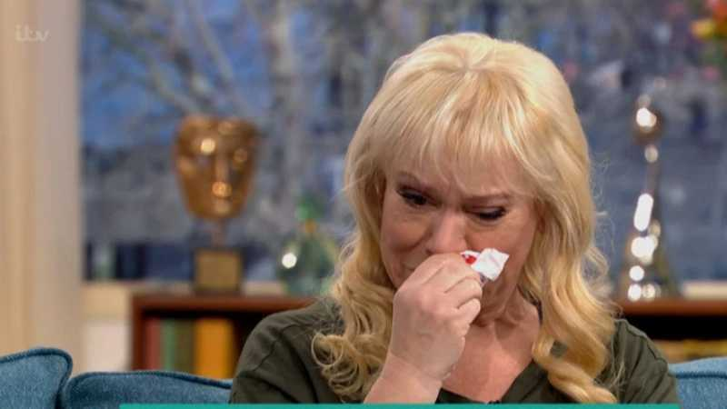 Tina Malone breaks down in tears on This Morning after Jon Venables photo sentencing