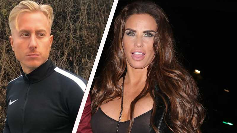 Katie Price broadcasts details of vicious domestic row